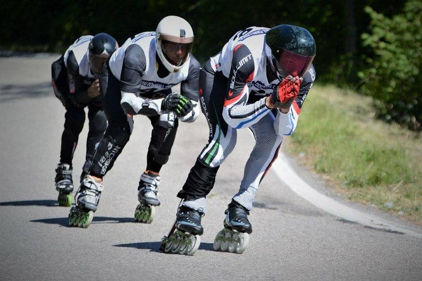 04 Inline Downhill IIDA World Cup Ambrose Downhill Angelo Vecchi