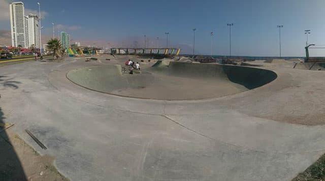 Skatepark of Iquique