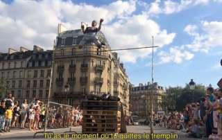Jumpers : les sauteurs de Notre-Dame