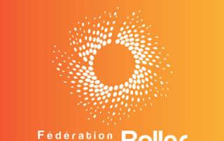 Logo de la Commission Rink Hockey de la FFRS
