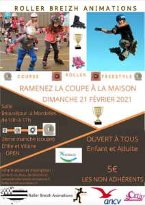 Seconde manche Open de la Coupe d'Ille-et-Vilaine de course et roller freestyle 2020-2021 (35) @ Salle Beauséjour