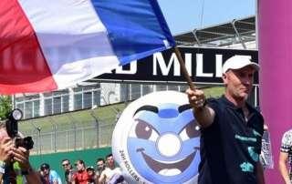 Interview de Christophe Audoire - 24 Heures du Mans Rollers