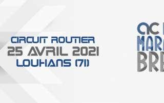 AC Marathon roller Bresse 2021