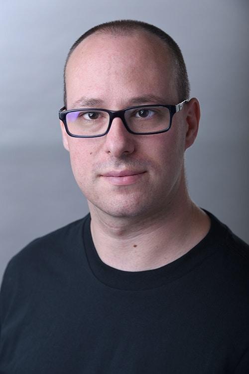 Portrait de Claude Marie