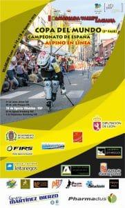 3ème étape de la Coupe du Monde d'Inline Alpine 2015 à Villablino (Espagne) @  | Villablino |  |