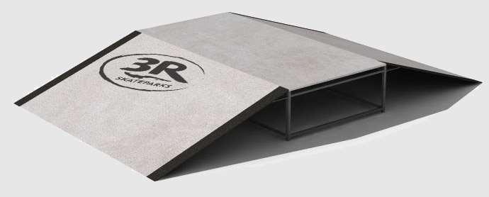 Une table de saut