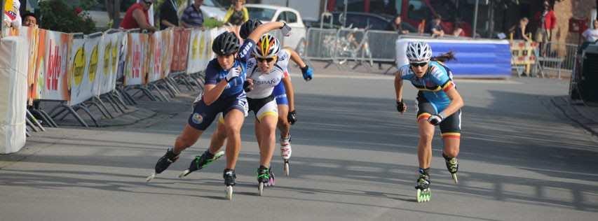 500m road junior ladies