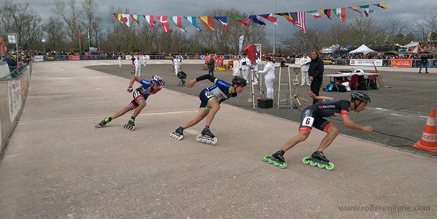 500 m seniors hommes
