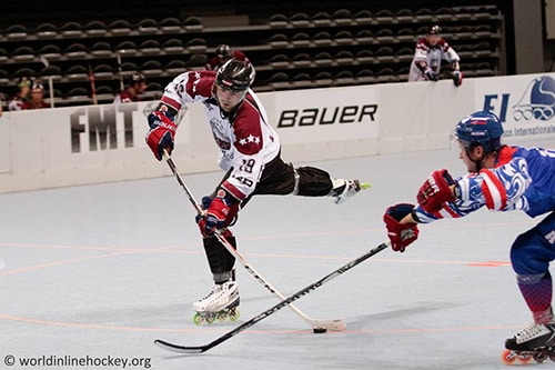 Championnat du monde de roller hockey