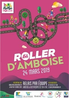 6 heures roller d'Amboise 2019