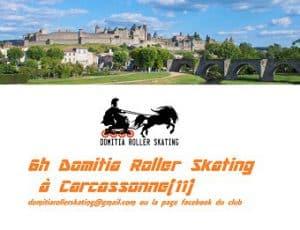6H Domitia Roller Skating 2021 à Carcasonne (11) @  | Carcassonne |  |