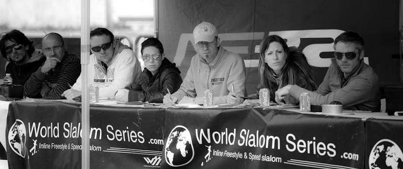 Les juges de la PSWC 2011