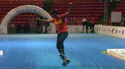 Huang Haiyang1 Battle Slide Homme Wifc 2016 Bangkok small