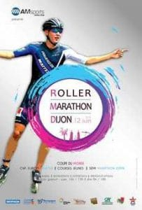 Marathon Roller de Dijon 2016 (France) @    Dijon     