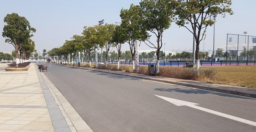 Circuit routier des World Roller Games 2017