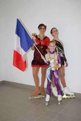 Ecole roller en ligne artistique Troyes