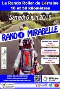 Rando Verte Roller 2015 : Rando Mirabelle (57) @  | Ennery |  |