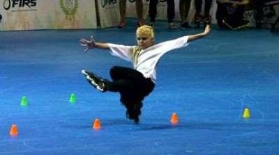 Sofia Bogdanova Slalom Classique Junior Femme WIFC Bangkok 2016 small