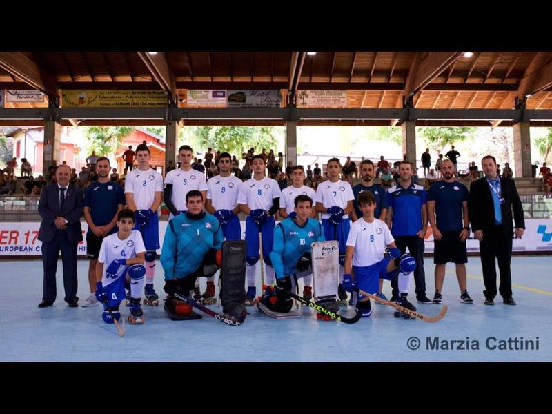 U17 rink hockey
