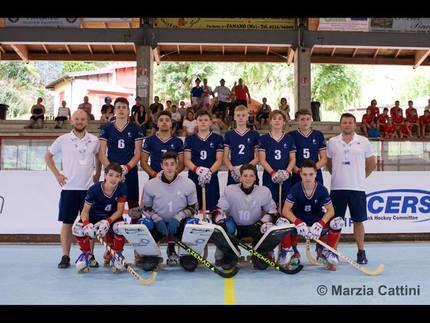 U17 rink hockey 5emejourneetitre