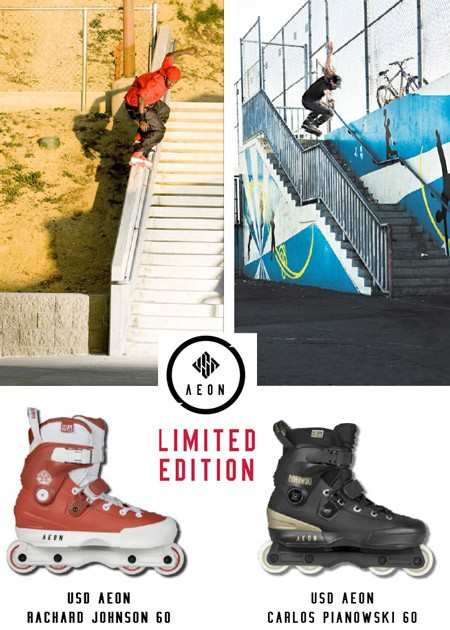 aeon limited edition 2017
