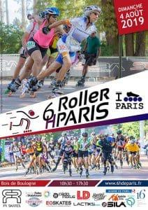 6 Heures roller de Paris 2019 (75) @  | Paris |  |