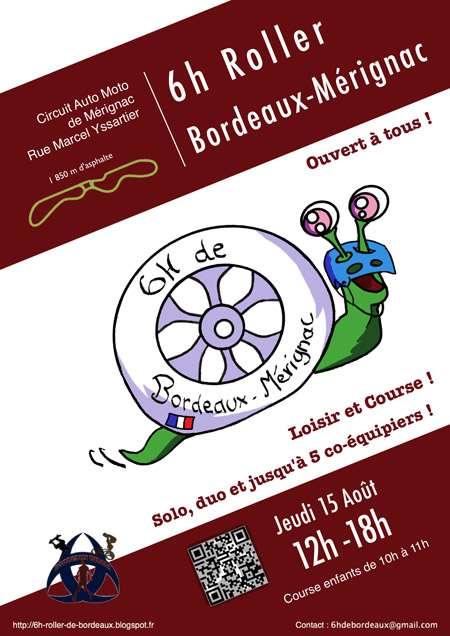 6 heures de Bordeaux-Mérignac 2013