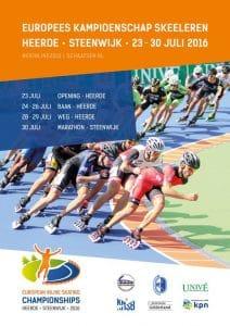 Championnat d'Europe de Roller Course 2016 à Heerde (Pays-Bas) @    Heerde     
