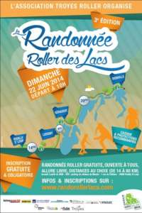 Randonnée Roller des Lacs avec Troyes Roller @  | Troyes |  |