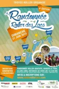 Rando Verte Roller 2015 : Rando des lacs (10) @    Troyes     