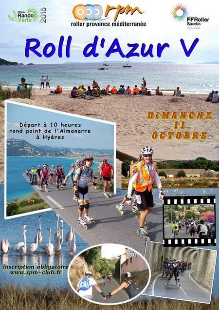 Roll Azur 2015
