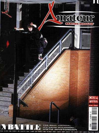 Amateur Skating Magazin n°10