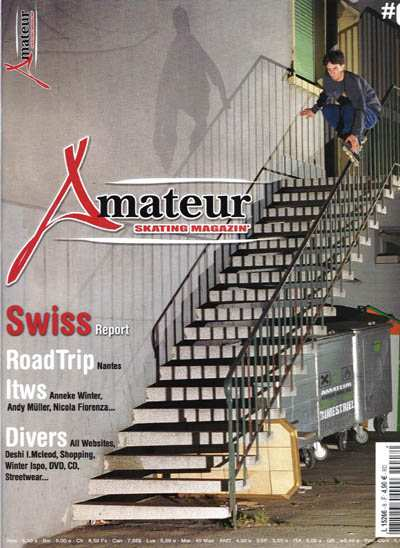 Amateur Skating Magazin n°6