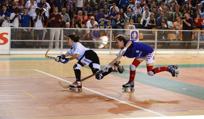 La France et l'Argentine en action