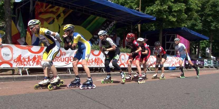 Dijon Roller Marathon 2013