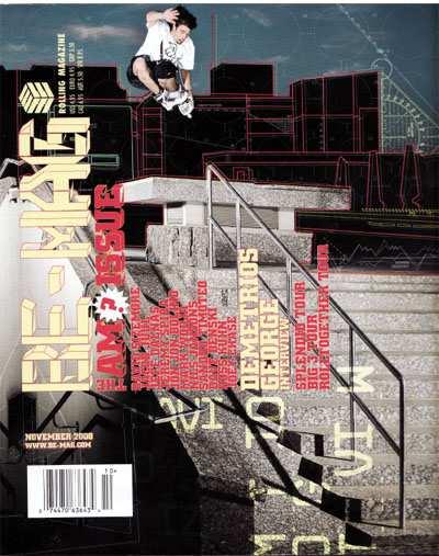 be mag novembre 2008