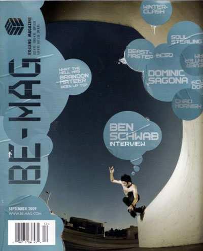 be mag septembre 2009