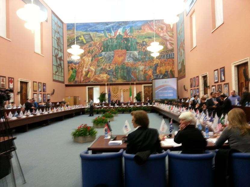 Assemblée Générale FIRS 2013