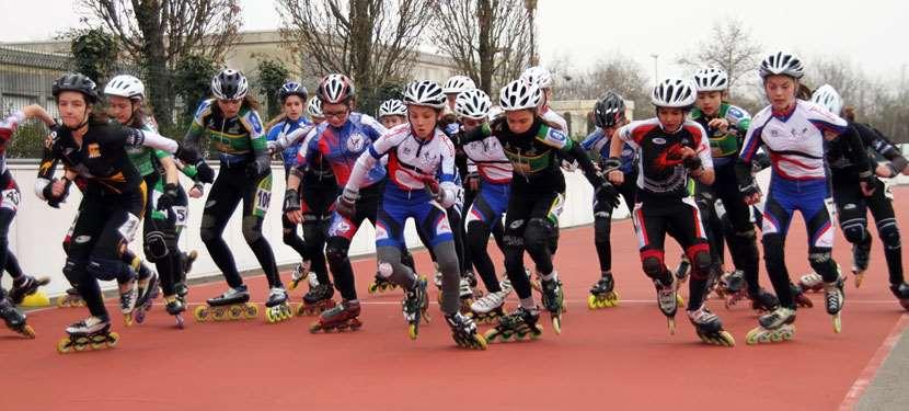 Bilan du championnat de Loire-Atlantique de roller course (44)