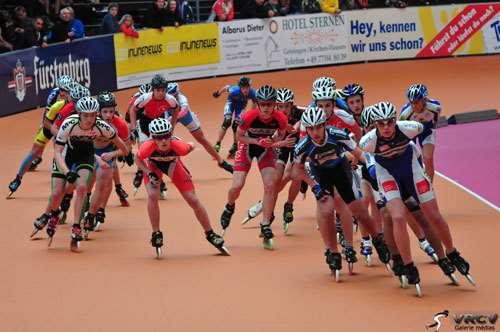 Geisingen - European Inline Cup 2013