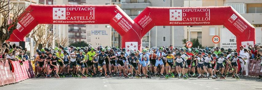 Départ du Marathon WIC à Oropesa del Mar