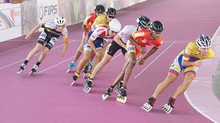 Long distance races on the track of Kaohsiung