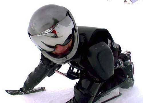 buggy rollin ski plagne