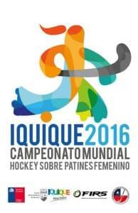 Championnats du monde dames de rink hockey 2016 à Iquique (Chili) @  | Santiago |  |
