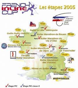 8ème étape de la French Inline Cup 2005 à Rouen (76) @  | Rouen |  |