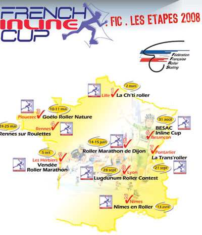 French Inline Cup 2008