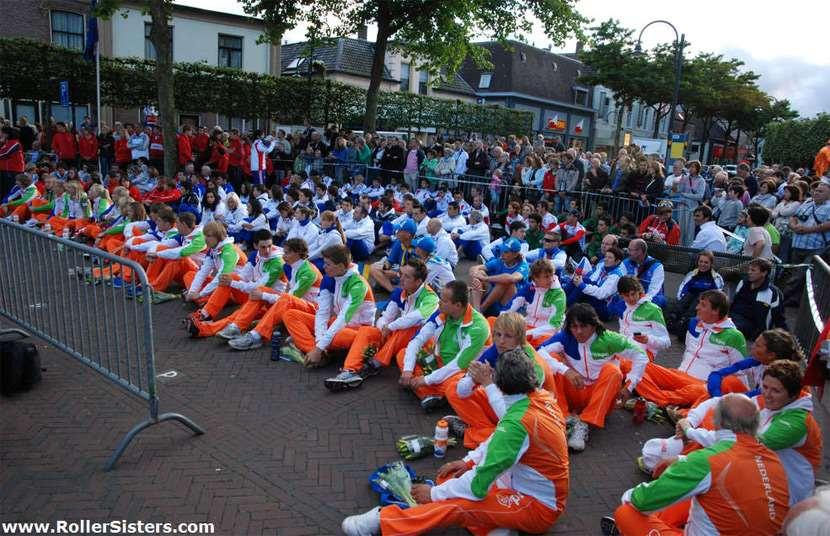 Cérémonie d'ouverture des championnats d'Europe 2011