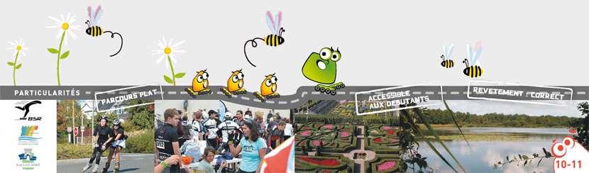Challenge des 6 Heures Roller 2015 en Touraine