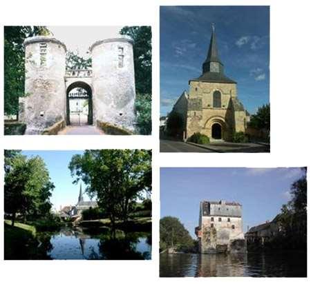 Monuments de Ballan-Miré