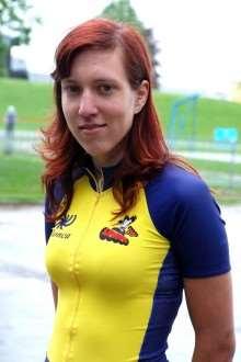 Tadejà Donko, athlète slovène aux championnats d'Europe 2011